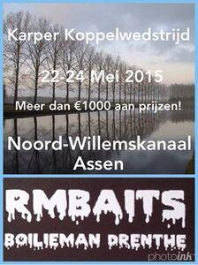Rmbaits Boilies koppelwedstrijd