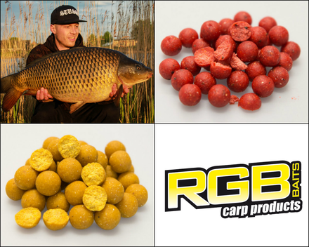 Chreamy White Chocolate boilies 5 KG 20mm aanbieding