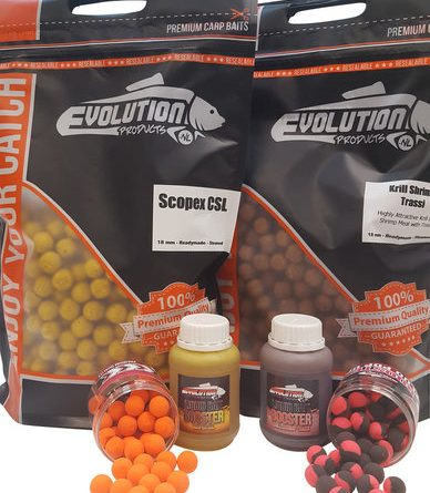 Evolution Products boilies