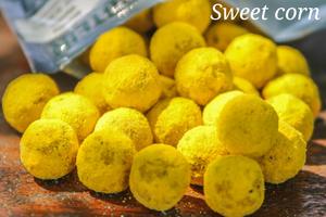 Sweet Corn aas pakket van Meus Baits